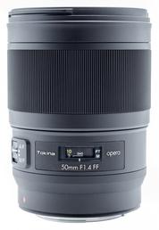 Tokina Opera 50mm F 1.4 Canon EF