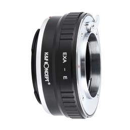 K&F Adapter EXA-NEX, Exakta Objektive auf Sony E NEX 3 5 6 7 a6000 a5000 a7 a7r a7r II