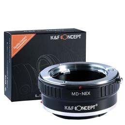 K&F Adapter, MD-NEX Minolta MD Objektive to Sony E NEX 3 a6000 a5000 a7 a7r a7s