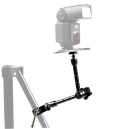 11 Zoll justierbarer magischer Arm + Superklemme für DSLR LCD-Monitor, LED-Leuchte, Kamera-Zubehör