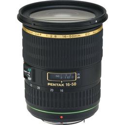 Objektiv Pentax smc DA 16-50mm f/2.8 ED AL (IF) SDM für Pentax K