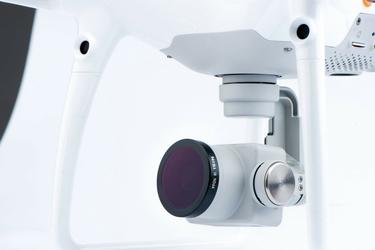 NiSi Filterset für DJI Phantom 4 Pro Drohne (6 Filter)