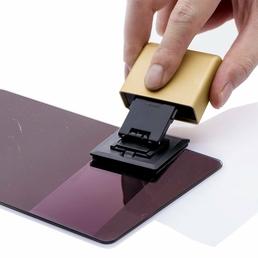 NiSi NS-CE Clever Cleaner, Spezialreiniger für Recheckige Foto Filter