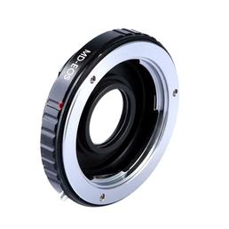 K&F Adapter MD-EOS, Minolta MD Objektive auf Canon EOS Kamera 1100D 1000D 100D 700D 60D