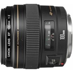 Objektiv Canon EF 100mm f/2 USM