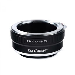 K&F Adapter, Praktica Objektive auf Sony E NEX 3 5 6 7 a6000 a5000 a7 a7r a7r II