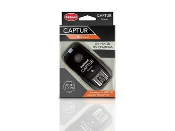 Hähnel Captur Empfänger für Blitzauslöser für Nikon DSLR