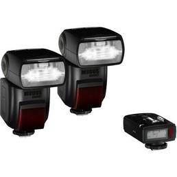 Hähnel Modus 600RT Wireless PRO KIT Speedlight für Canon DSLR