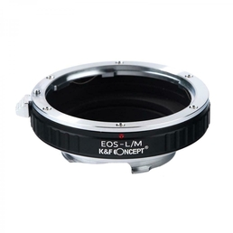K&F Adapter Canon EOS EF Objektiv auf Leica M Kamera M1 M2 M3 M4 M5 M6 M7 M8 MP MD