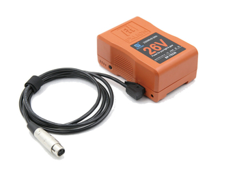 FXLION V-lock battery 26V.230WH (high current) V-mount 26V Battery