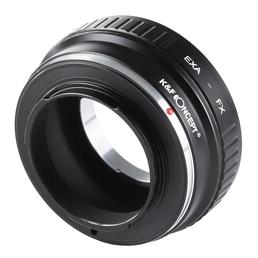 K&F Adapter EXA-FX, Exakta Objektive auf Fuji X Series Kamera X-M1 X-Pro1 X-T1