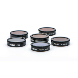 NiSi Filter kit für DJI Mavic Air Drohnen (CPL, Natural Night, IR ND4/8/16/32)