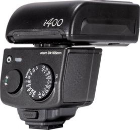 Nissin i400 für Sony DSLR Kamera Blitzgerät TTL
