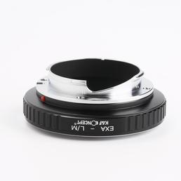 K&F Adapter EXA-LM, Exakta Objektiv auf Leica M Kamera M1 M2 M3 M4 M5 M6 M7 M8 M9 M10 MP MD