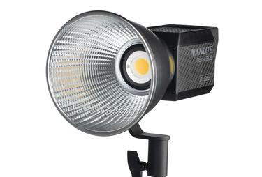 Nanlite Forza 60 BI-Color Dual Kit LED Studio Light Set mit Tasche und Softbox